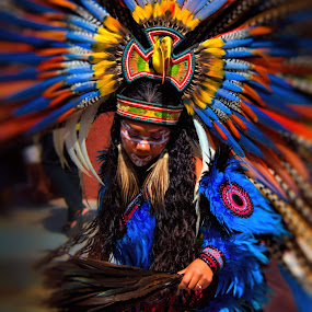 mexico fiesta by Jim Knoch - People Musicians & Entertainers