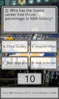 Screenshot of Sports Trivia Master Lite