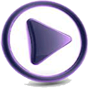 Easy Video Player MP4 AVI FLV icon