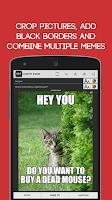 Screenshot of Meme Generator Free