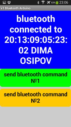 玩免費通訊APP|下載Bluetooth Arduino app不用錢|硬是要APP