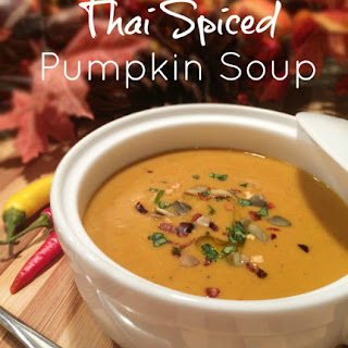 Spiced Pumpkin Soup With Coconut Milk Recipes.