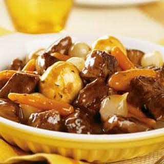 Campbell's® Beef Bourguignonne.