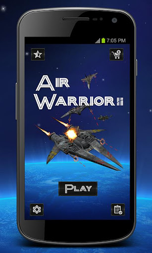 Air Warriors II Space Watchers