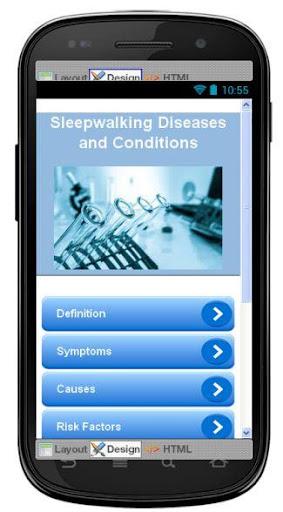 Sleepwalking Information