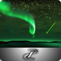 Aurora Borealis LWP Free icon