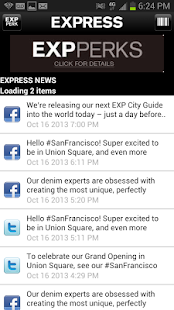 EXPRESS - screenshot thumbnail