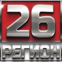 26 region. Online icon