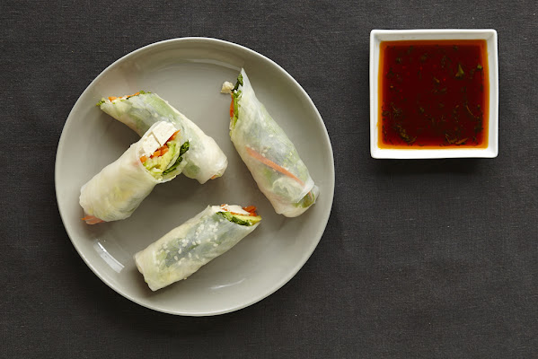 Spring (roll) into action.