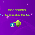 Annadroid Go Launcher Ex Theme icon