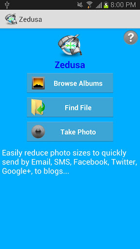 Reduce Photo Size - Google Play の Android アプリ