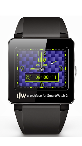 JJW Carbon Watchface 3 for SW2|玩個人化App免費|玩APPs