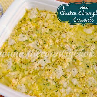 Chicken & Dumplings Casserole