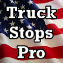 Truck Stops Pro icon