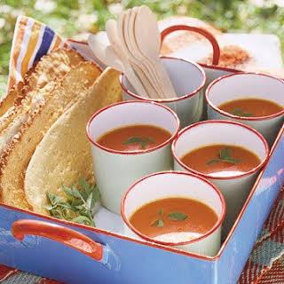 Fresh Tomato Soup.