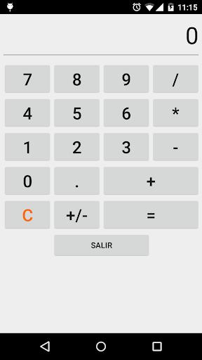 Calculadora para Android
