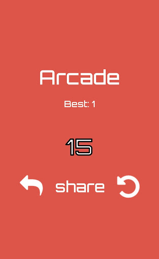 Piano tiles white and black