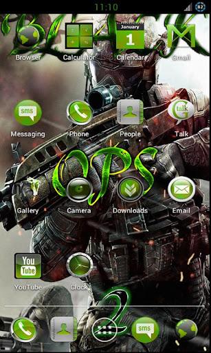 CM9 CM10 Black Ops 2 Theme
