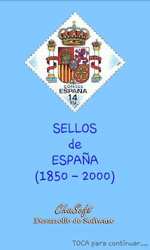 Sellos de España.Spain's Stamp