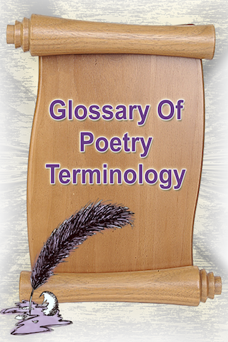 Glossary of Poetry Terminology