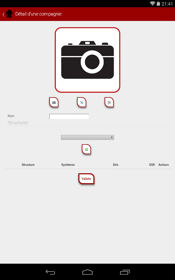 Mobile Frame Zero Tools- screenshot