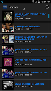 Optimo Radio screenshot 3