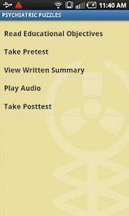 Audio Digest- screenshot thumbnail