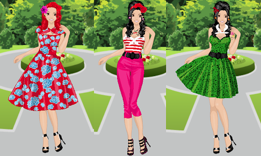 Pin Up Princess- screenshot thumbnail