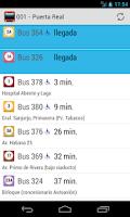 Screenshot of Bus Coruña