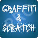 Graffiti & Scratch PRO icon