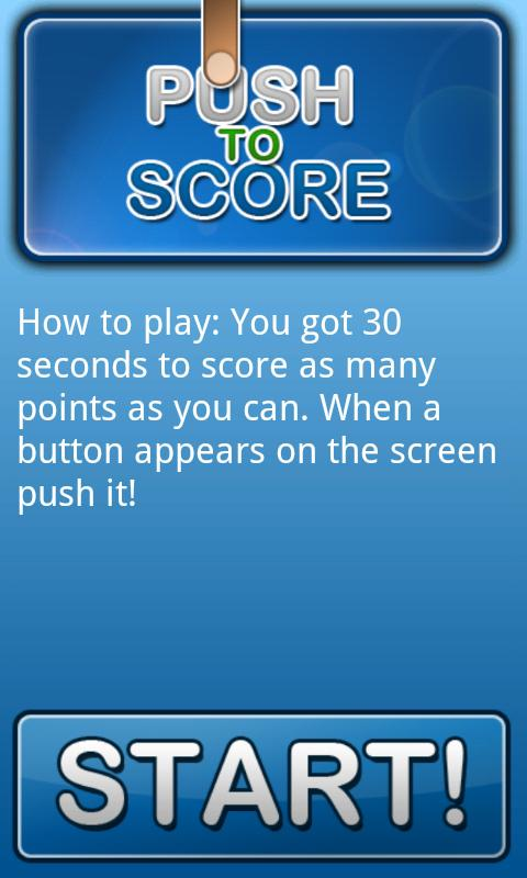 PushToScore- screenshot