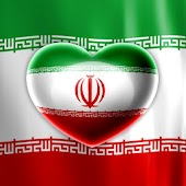 Love Iran Flag LWP