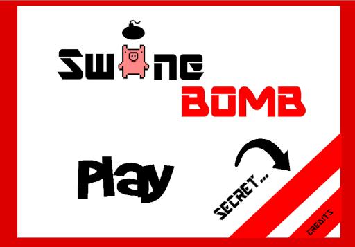 Swine bomb