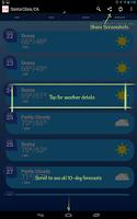 Screenshot of DISH NETWORK Weather
