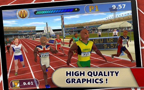 Athletics: Summer Sports Free- screenshot thumbnail