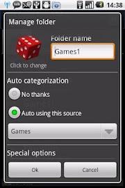 Auto App Organizer free Screenshot 5