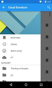 Cloud emoticon v0.6.8