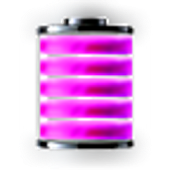 Purple Battery