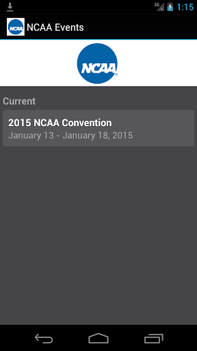 NCAA Events