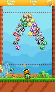 Bubble Shoot : Dino Eggs
