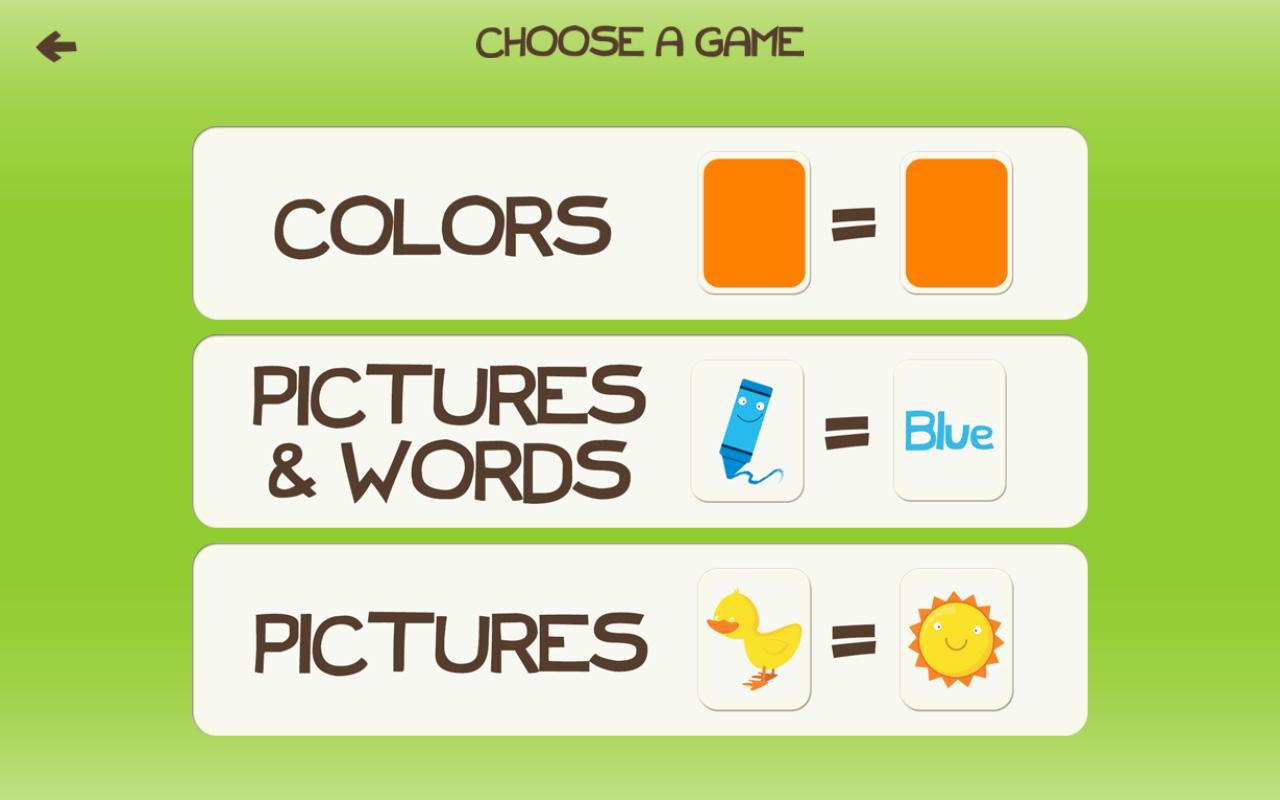 Color games for toddlers - Learn Colors Shapes Preschool Games For Kids Games Screenshot