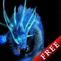 Dragon Blue Trial icon