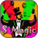 S-magic 마술 logo