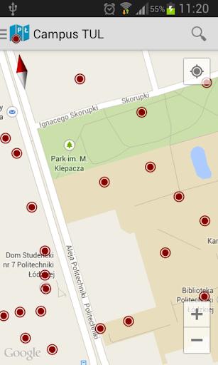 【免費旅遊App】Campus TUL-APP點子