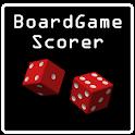BoardGame Scorer FULL logo