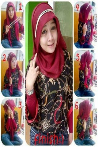 Hijab Picture Tutorial - screenshot