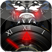 black dragon GO Launcher EX