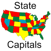 USA State Capitals