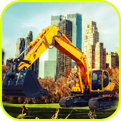 Construction Simulator city