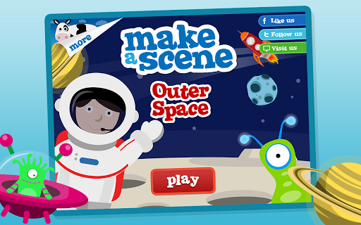 Make a Scene: Outer Space m